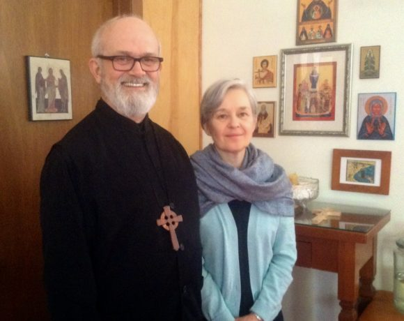 Father Andrew and Matushka Sonia