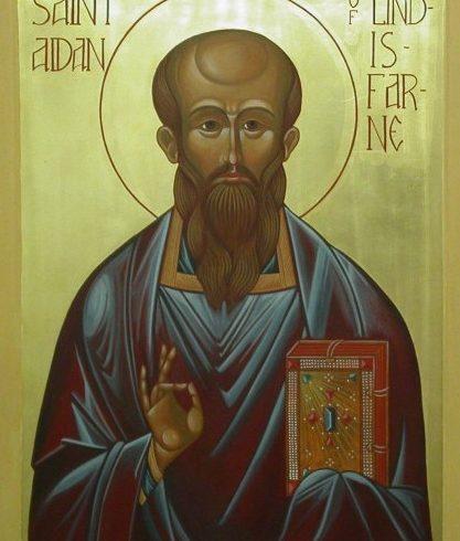 Short Life of St. Aidan of Lindisfarne