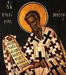 Sunday after Theophany, St. Gregory of Nyssa