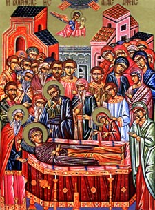 Divine Liturgy commemorating the Dormition of the Righteous Anna, the Mother of the Most Holy Theotokos