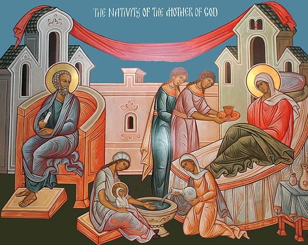 Festal Divine Liturgy of the Nativity of the Theotokos